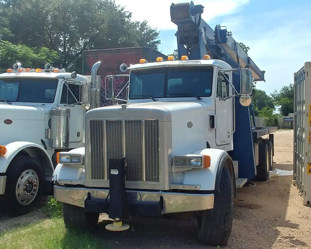 Peterbilt 378 Boom Truck